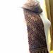 Batik Parang Scarf pattern