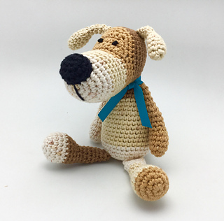 Ravelry: Project Gallery for Dog Buffy Amigurumi toy pattern by ...   316x320