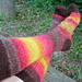 Cut & Paste Socks Worksheet pattern