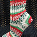 Christmas Socks pattern