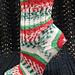 Christmas Socks pattern