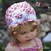Bulky Princess Beanie pattern