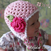 Sugar and Spice Earflap Beanie pattern