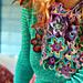 Echarpe Etoilée pattern