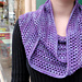 Infinity Scarf Passion pattern