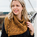 Spiced Ginger Shawl pattern