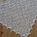 Sampler Shawl pattern