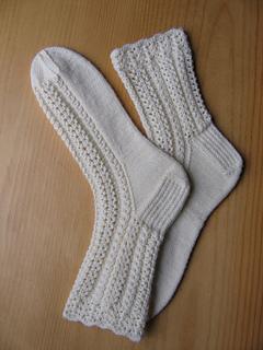 Girlfriend Lace Socks