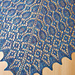 Forget-Me-Not Lace Shawl pattern