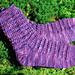 Rebecca Socks pattern