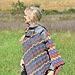 Absaroka Poncho pattern