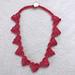 Heart Necklace pattern