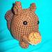 Shy Squirrel pattern