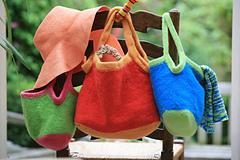 summer bucket bag