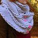 Rose Quarter Cowl pattern