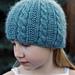 Alpine Meadows Hat pattern