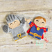 Princely Knight Hand Puppet pattern