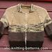 The Dapper Child Zippered Jacket pattern