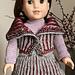 American Girl Doll Warm-in-Brioche Set pattern