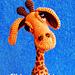 The Smiling Giraffe pattern