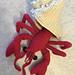 Hermit crab pattern