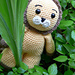 Liontis the amigurumi  lion pattern