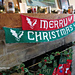 Merry Christmas Banners pattern