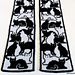 Herding Cats Scarf pattern