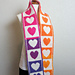Share the Love Scarf pattern