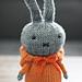 Bun Bun The Bunny pattern