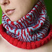 Faux Bois Cowl and chart pattern