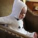 Seed Stitch Baby Jacket pattern