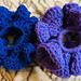 Scrunchie pattern