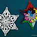 Snowflake Tinos pattern