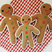 Christmas Gingerbread Man pattern
