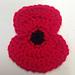 Remembrance Poppy pattern