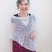 Yvonne's shawl/poncho pattern
