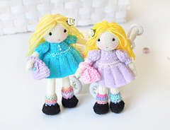 Sweet dolls Dolly and Molly