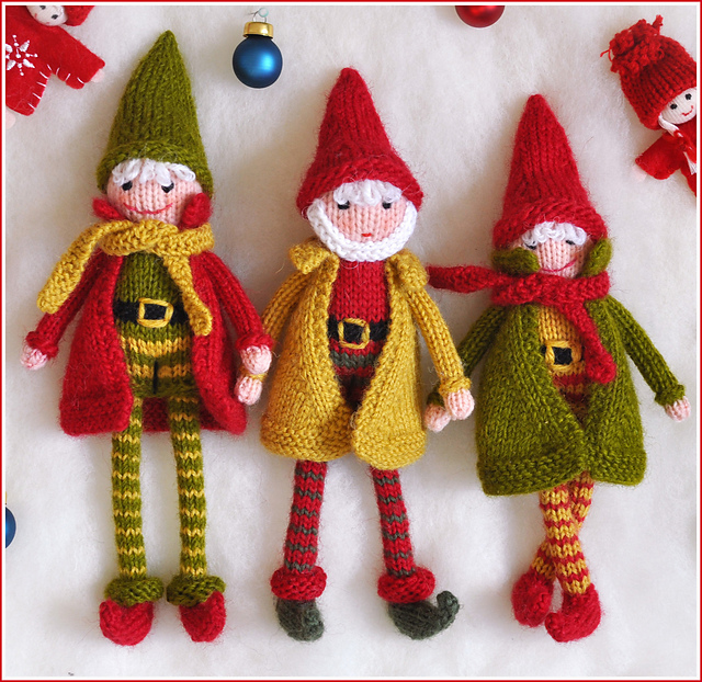 Indie Design Gift Along 2020 Knit Christmas Ideas 89