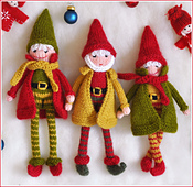 Little Christmas Elfs