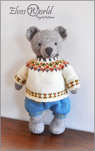Teddy Bear outfit