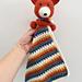 Fox lovey pattern