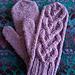 Bellevue Mittens pattern