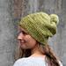 Coiffure Hat pattern