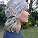 The Op Shop Headband pattern
