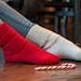 Santamental Socks pattern