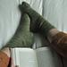 Fuzzy (not Fussy) Socks pattern