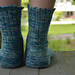Afterthought Everything Socks pattern