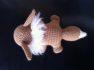 Eevee Amigurumi Crochet Pattern (With images) | Pokemon crochet ... | 239x320