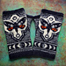 Underwing Mitts pattern